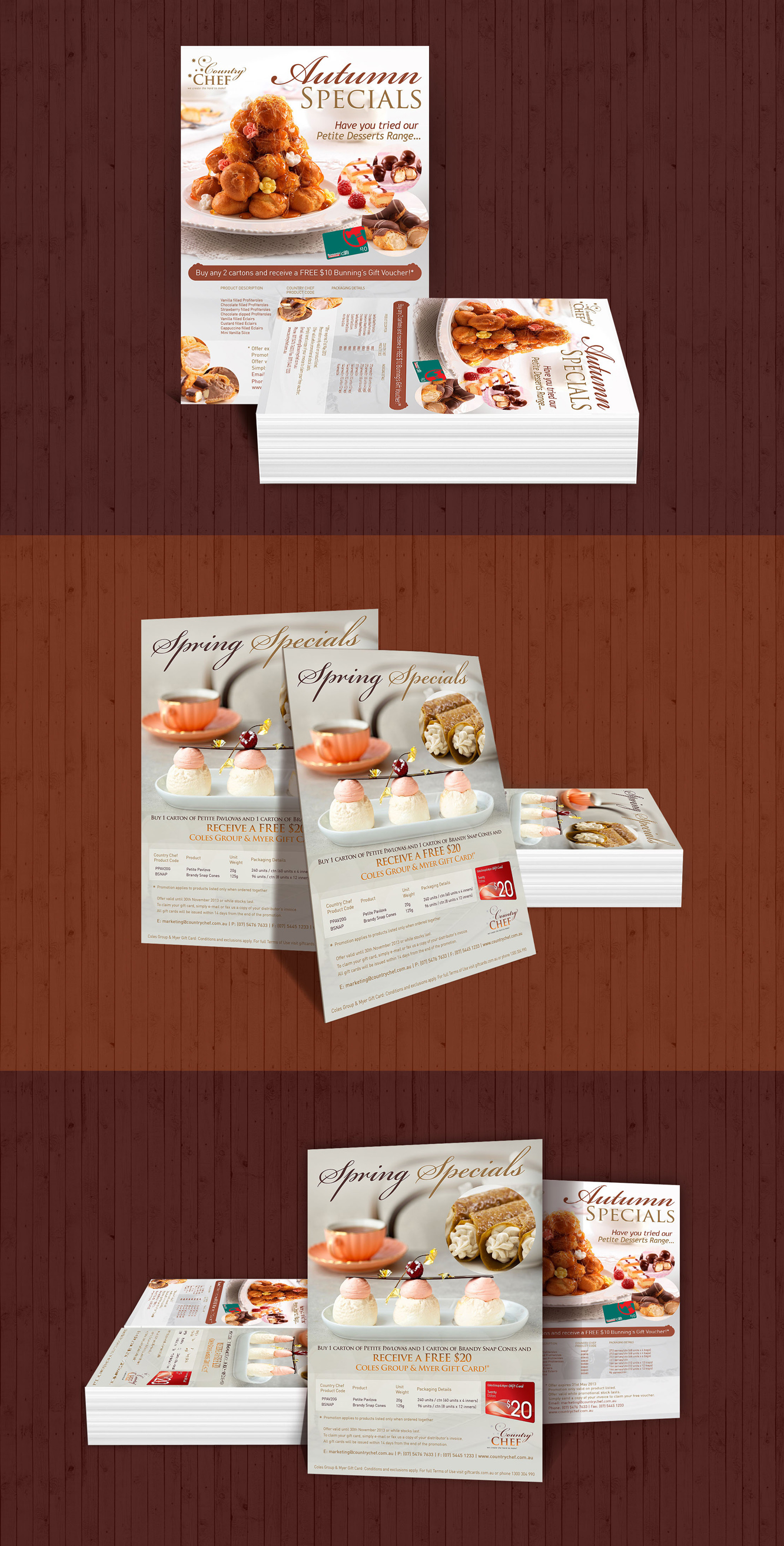 Country Chef | Flyer Design
