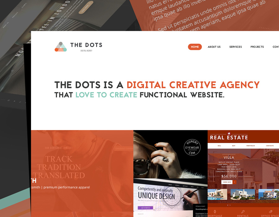 Dots Agency | Website Design